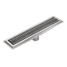 Floor Water Receptacle 7.5 Grid Shower Drain by IMC Teddy
