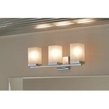 90 Degree 3-Light Vanity Light