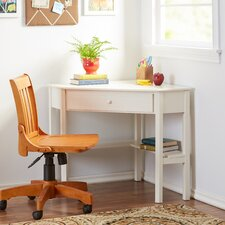 Daniel Half Moon Corner Writing Desk