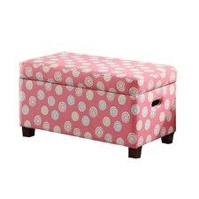 Deluxe Upholstered Storage Bedroom Bench by HomePop