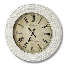 Oversized 78cm Kensington Station Round Wall Clock