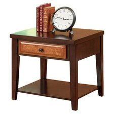Squanto End Table by Hokku Designs