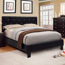 Frazina Upholstered Platform Bed