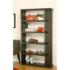 Charlotte 71 Accent Shelves Bookcase by Hokku Designs