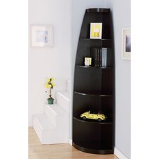 Telmore 77 Corner Unit Bookcase by Hokku Designs