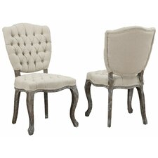 Amelia Side Chair (Set of 2) by TOV Furniture