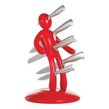 The Ex 2nd Edition 6 Piece Knife Holder Set