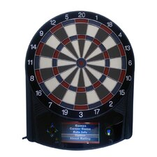 Evolution Electronic Dartboard with Tru-Color Display