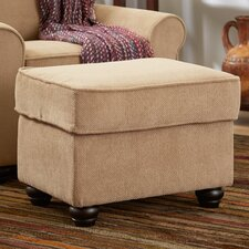 Bradford Ottoman by Andover Mills