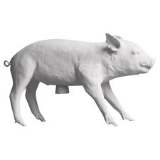 Reality Bank in the Form of a Pig Piggy Bank