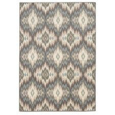 Concord Ivory/Blue Area Rug