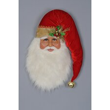 Christmas Traditional Santa Head