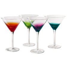 Fizzy Martini Glass (Set of 4)
