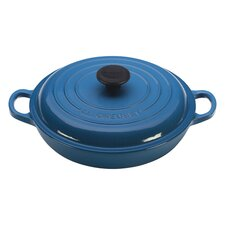 Cast Iron Round Braiser