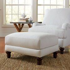 Montgomery Upholstered Ottoman by Birch Lane™