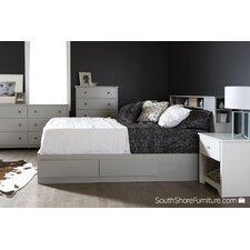 Vito Queen Platform Customizable Bedroom Set