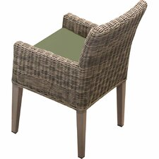 Cape Cod Dining Arm Chair with Cushion (Set of 2) (Set of 2)