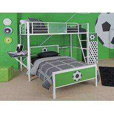 Goal Keeper Twin Loft Bed