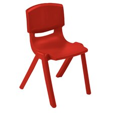 Resin Classroom Stacking Chair (Set of 6)