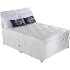Ortho Shire Pocket Sprung Divan Bed