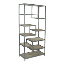 Bodhan Tall 82 Etagere Bookcase by Coast to Coast Imports LLC