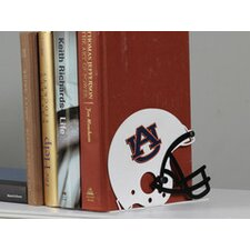Collegiate Football Helmet Book End