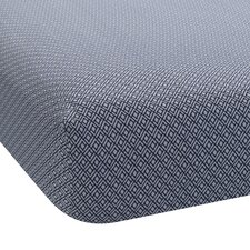 Jensen Triangles Fitted Crib Sheet by Lambs & Ivy