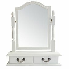 Annabelle Arched Dressing Table Mirror