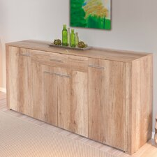 4 Door 1 Drawer Sideboard