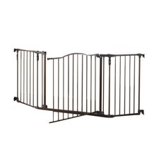 Deluxe Decore Safety Gate