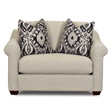 Standish Chair and a Half by Klaussner Furniture