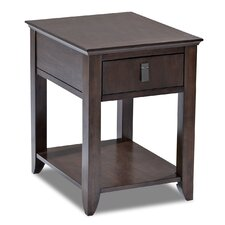 Carolina End Table by Klaussner Furniture