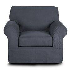 Greenough Armchair by Klaussner Furniture