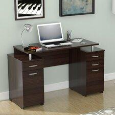 Double Pedestal Computer Desk