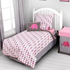 Yasmeen 4 Piece Toddler Bedding Set