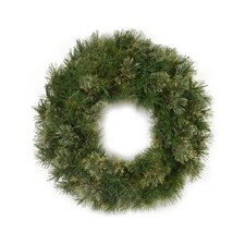 Atlanta Mixed Cashmere Pine Artificial Christmas Wreath
