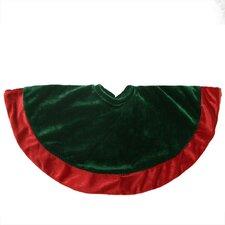 Velveteen Mini Christmas Tree Skirt