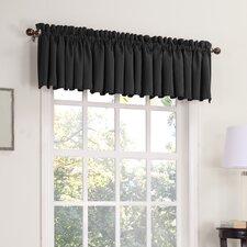 Groton Energy Efficient Rod Pocket Curtain Valance