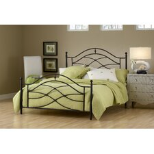 Cole Panel Bed