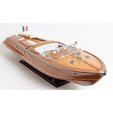 Riva Aquarama Exclusive Edition Model Boat