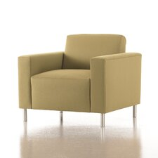 Vibe Lounge Chair in Grade 4 Fabric by Studio Q Furniture