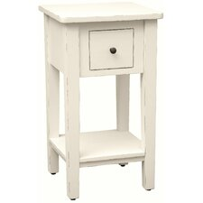 Simple End Table by Casual Elements