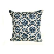 Coastal Medallion Indoor/Outdoor Throw Pillow