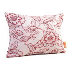 Hawthorne Floral Boudoir/Breakfast Pillow