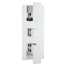 Art Triple Concealed Shower Valve