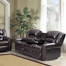 Nailhead Sofa by Meridian Furniture USA