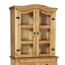 Rustic Corona Display Cabinet