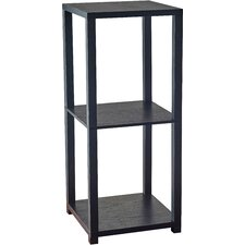 Adalynn Pedestal Shelf by Highland Dunes