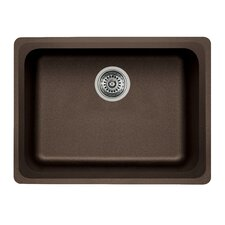 "Vision 24"" x 18"" Single Kitchen Sink"