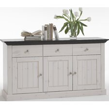 Riviera 3 Door 3 Drawer Sideboard